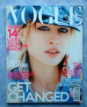 Vogue Magazine - 2001 - August